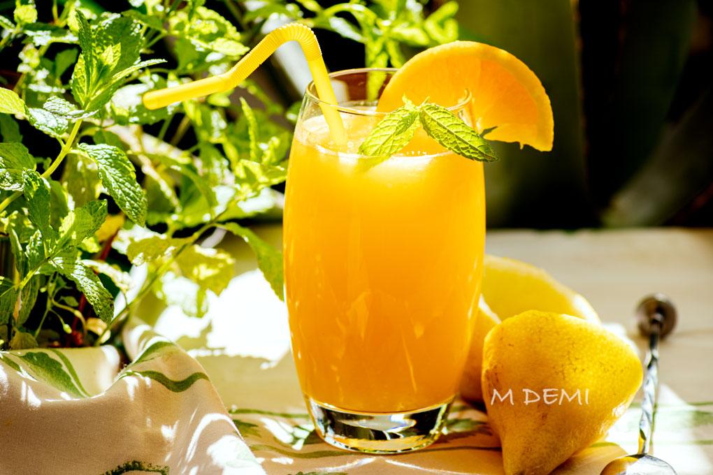 Bebida-de-naranja