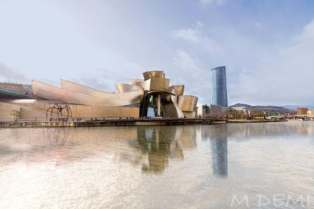 Guggenheim-reflejo