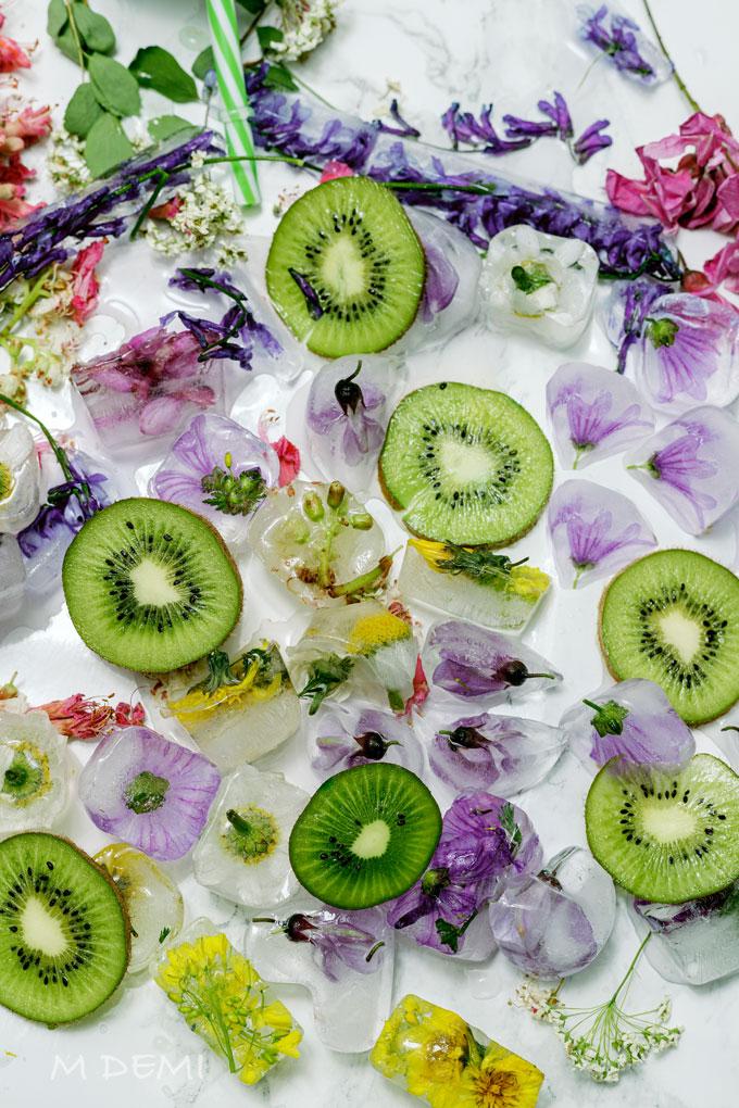 Kiwi-floral